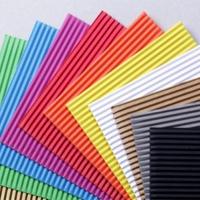Cartoncini colorati Usi Creativi