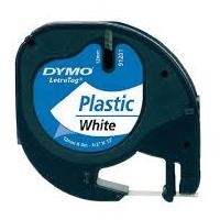 Etichette Dymo Letratag