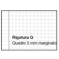 quaderni 5mm Q