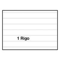 Quaderno A4 rigo no margini (1R)