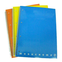 Quaderno Spiralato e Quablock