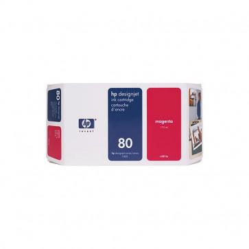 Originale HP C4847A Cartuccia inkjet alta capacità 80 magenta