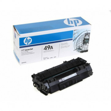 Originale HP Q5949A Toner smart 49A nero