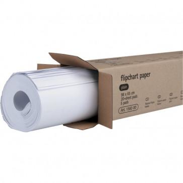 Blocchi per lavagna Legamaster bianco 98x65 cm 1560 00 (conf.5)