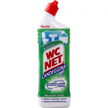 WC Net candeggina gel 800 ml M77785/M77855