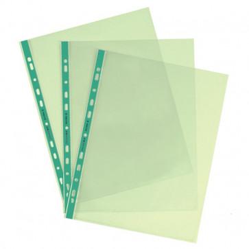 Buste a foratura universale Favorit Art 22x30 cm liscio verde 2061002010 (conf.25)