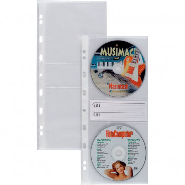 Buste porta CD/DVD Album Porta Cd/Dvd Disco 40 Sei Rota 662508 (conf.10)