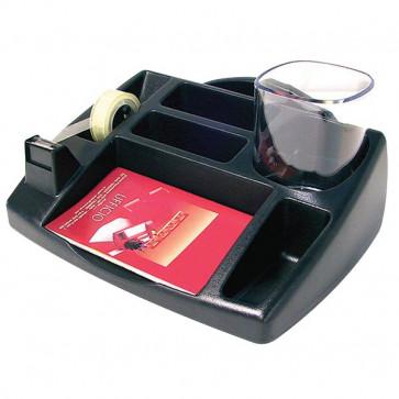 Portaoggetti da tavolo Oliver Arda nero 4121 N