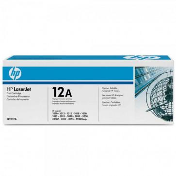 Originale HP Q2612A Toner 12A nero