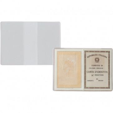 Custodie portadocumenti Sei Rota trasparente 15,5x11 cm 481111 (conf.100)