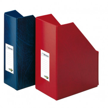 Cartelle portariviste Oblique Sei Rota Dorso 15 A4 rosso 67591512