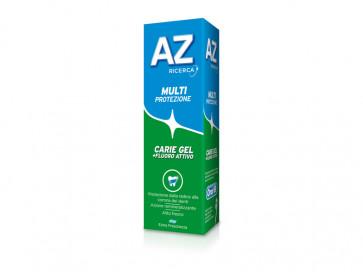 Dentifricio AZ Multiprotezione carie gel tubetto da 75 ml