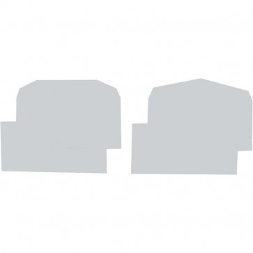 Buste comm. Pigna taglio a punta no finestra gommata 11,4x16,2 cm 70 g/mq 0388601 (conf.500)