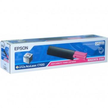 Originale Epson C13S050188 Toner alta capacità ACUBRITE magenta