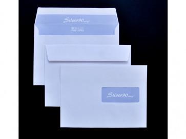 Buste con finestra Pigna Envelopes Silver90 90 g/m2x229 mm bianco