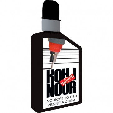 Inchiostro per penna a china Professional Koh-i-noor 20 ml DH5911