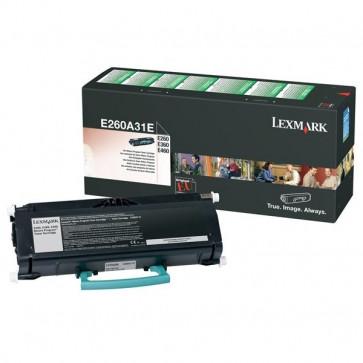 Originale Lexmark 0E260A31E Toner return program Corporate Cartridges nero