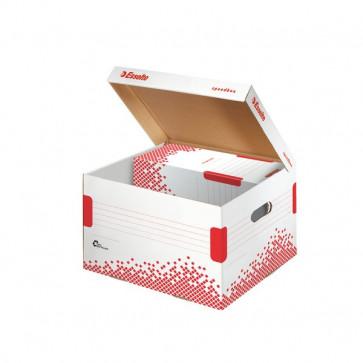 Scatole archivio Speedbox Esselte 32,5x26,3x36,7mm 623912 (conf.15)