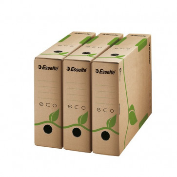 Scatole archivio Box Eco Esselte dorso10 10x23,3x32,7 cm 623917 (conf.25)