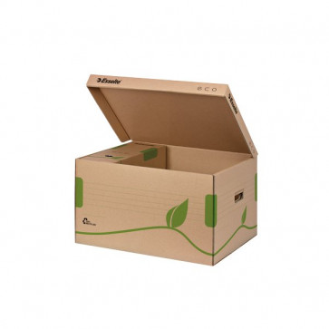 Scatole archivio Box Eco Esselte 34,5x24,2x43,9 cm 623918 (conf.10)