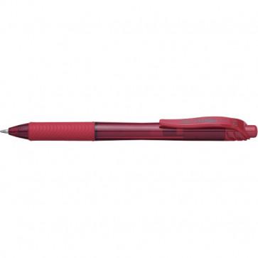 Roller Energel X Pentel 1 mm rosso BL110-BX