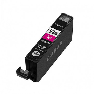 Originale Canon 4542B006 Serbatoio inchiostro blister security Chromalife 100+ CLI-526M magenta