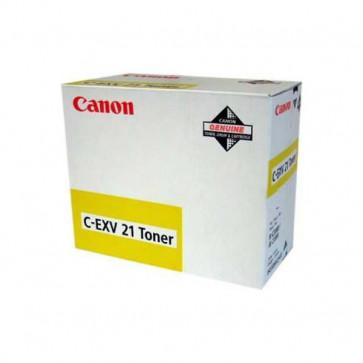 Originale Canon 0455B002AA Toner C-EXV21Y giallo