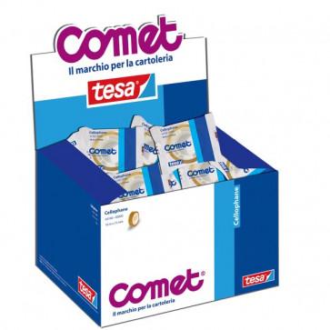 Comet Cellophane Confezione a caramella 15 mm x 10 m 64160-00000-04