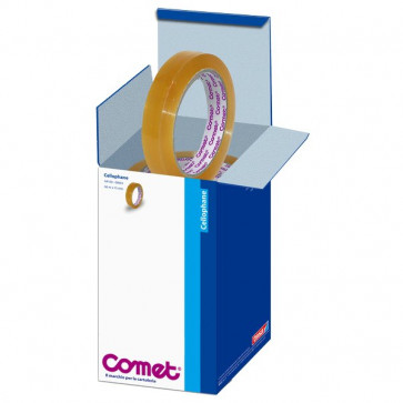Comet Cellophane Torre 15 mm x 66 m 64160-00003-01 (conf.10)