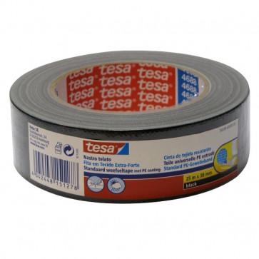 Nastro telato colorato Tesa 38 mm x 25 m nero 56359-00000-00