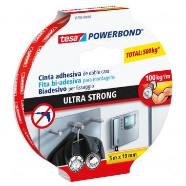 Tesa biadesivo Ultrastrong Powerbond 19 mm x 5 m 55792-00002-00