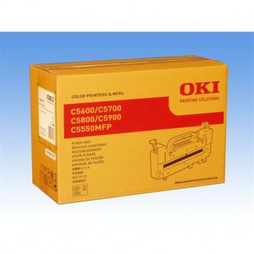 Originale Oki 43363203 Fusore C5600/C5700/C5800/C5900/C5550 MFP nero