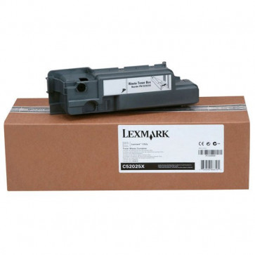 Originale Lexmark C52025X Collettore toner