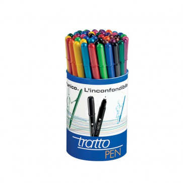 Tratto Pen assortiti 807100 (conf.50)