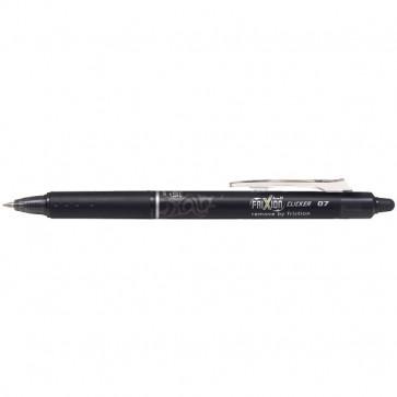 Penna a sfera a scatto Frixion Clicker Pilot nero 0,7 mm 006790