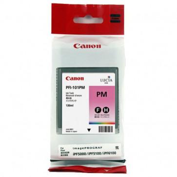 Originale Canon 0888B001AA Serbatoio inchiostro PFI-101PM magenta foto