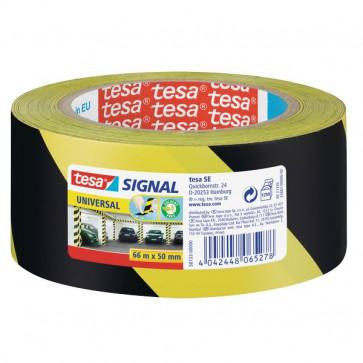 Nastro segnaletico Tesa giallo/nero 50mmx66m 58133-00000-00