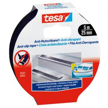 Nastro antisdrucciolo Tesa -25mmx5m 55587-00003-00