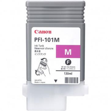 Originale Canon 0885B001AA Serbatoio inchiostro PFI-101M magenta