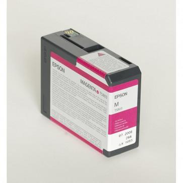 Originale Epson C13T580300 Cartuccia inkjet ink pigmentato ULTRACHROME K3 T5803 magenta