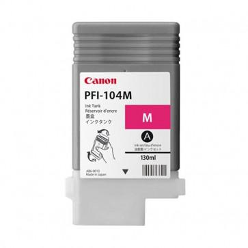 Originale Canon 3631B001AA Serbatoio inchiostro PFI-104 magenta