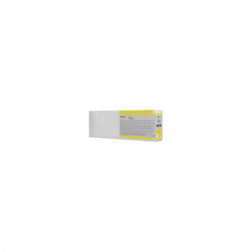 Originale Epson C13T636400 Cartuccia inkjet alta capacità ink pigmentato ULTRACHROME HDR T6364 giallo