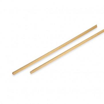 Manico di legno per Scopa industriale La Piacentina 150 cm 0037E