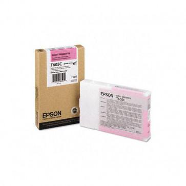 Originale Epson C13T605C00 Cartuccia inkjet ink pigmentato ULTRACHROME K3 T605C magenta chiaro
