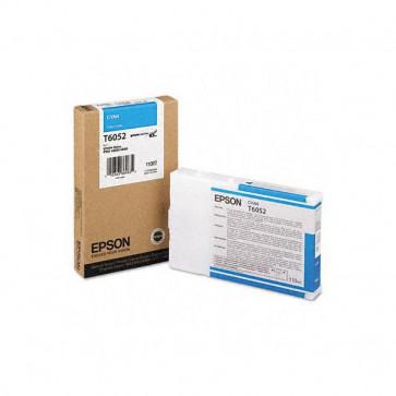 Originale Epson C13T605200 Cartuccia inkjet ink pigmentato ULTRACHROME K3 T6052 ciano