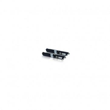 Originale Epson C13S050594 Conf. 2 Toner ACUBRITE 0594 nero