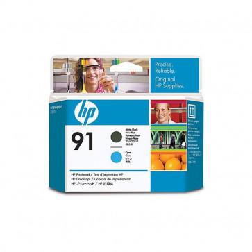 Originale HP C9460A Testina di stampa 91 nero opaco +ciano