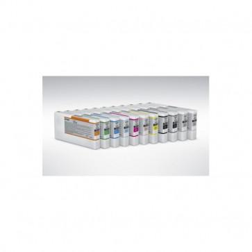 Originale Epson C13T653700 Cartuccia inkjet ink pigmentato ULTRACHROME HDR T6537 nero chiaro