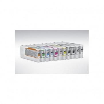 Originale Epson C13T653900 Cartuccia inkjet ink pigmentato ULTRACHROME HDR T6539 nero chiaro chiaro
