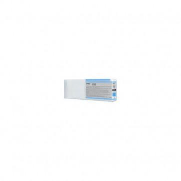 Orig. Epson C13T636500 Cartuccia inkjet alta cap. ink pigmentato ULTRACHROME HDR T6365 ciano chiaro